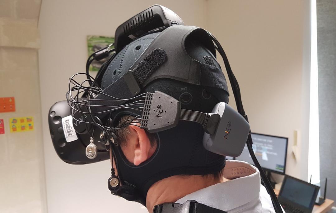 Revistim-xX : Réalité virtuelle et stimulation cérébrale, une approche expérientielle