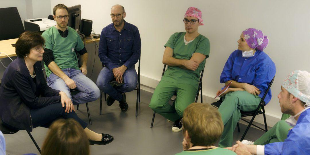 DEBRIEF : Implémentation du débriefing après situations critiques cliniques en anesthésie-réanimation par la simulation haute-fidélité pleine échelle in situ